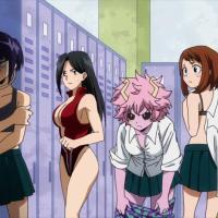 """Boku no Hero no Academia - """"Uraraka's Uraraka-body!!1"""""""