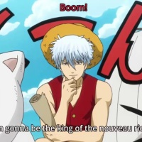 Gintama: World Chunin Hunter Hero Exam