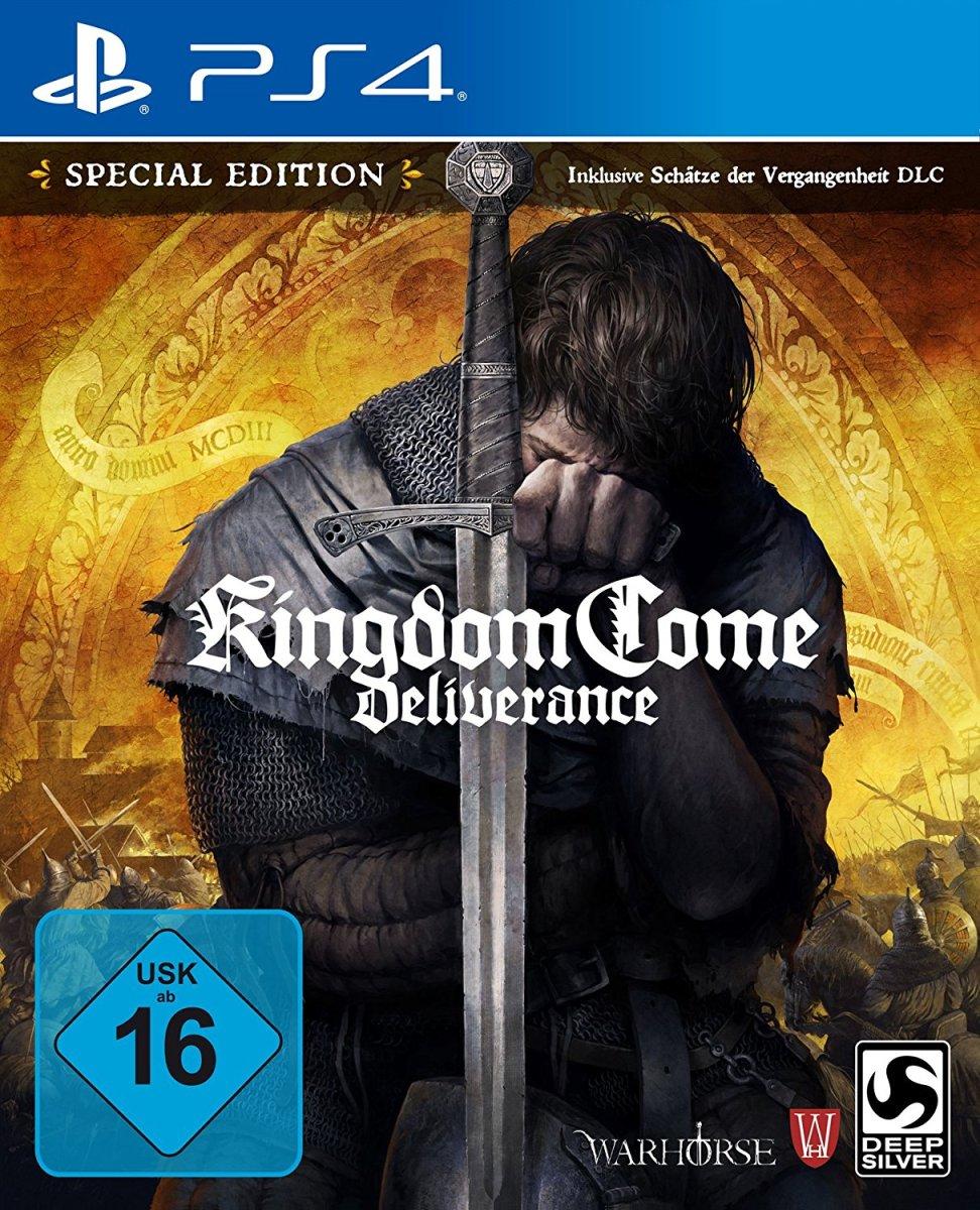Bald für Switch und PS4 (Februar 2018-Releases)